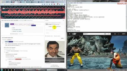 Взлом/обход Denuvo #59 (09.07.17). Baldman взломал Tekken 0 upd 0
