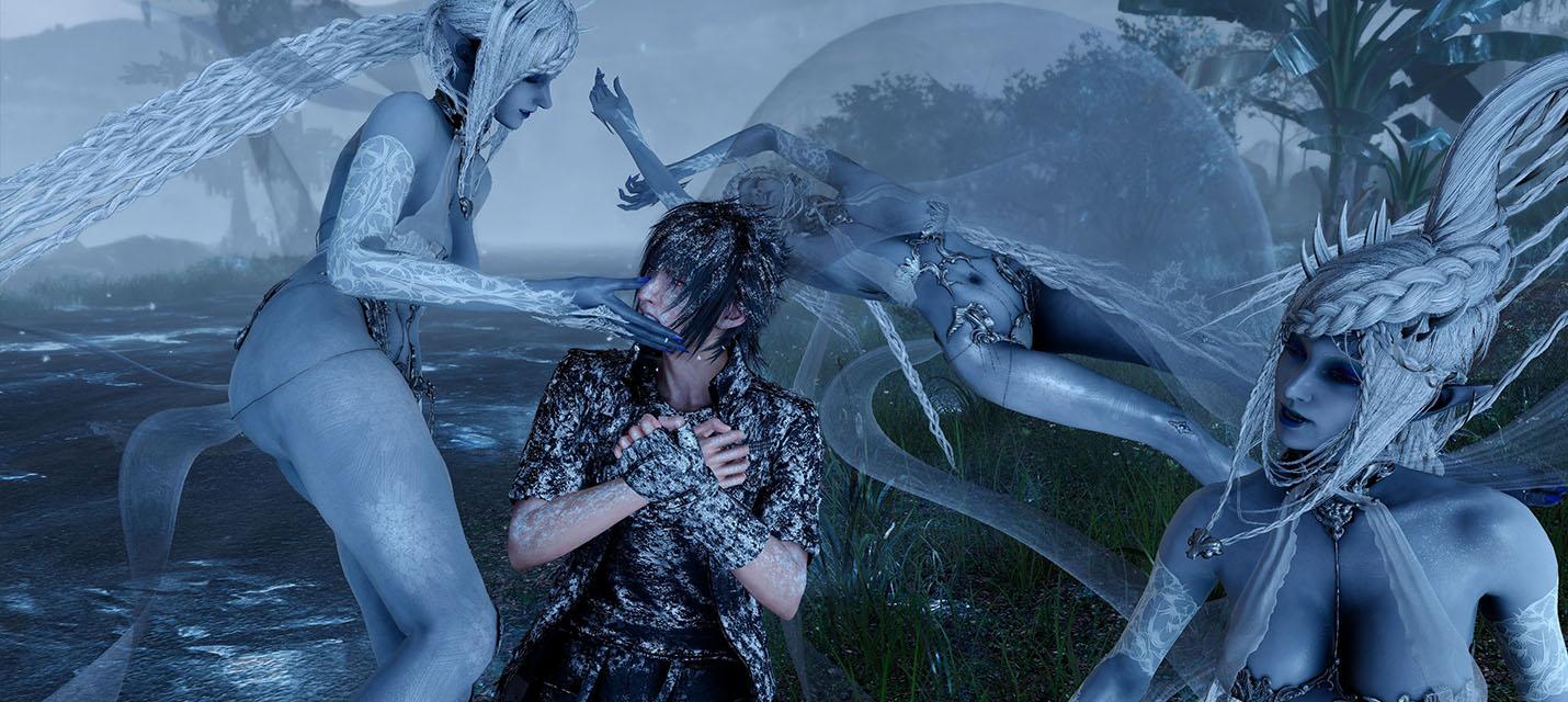 Скриншот к игре Final Fantasy XV Windows Edition (2018) скачать торрент RePack от xatab