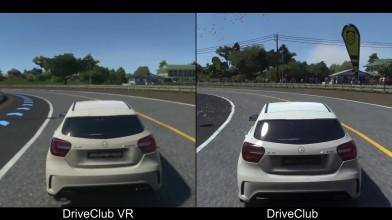 DriveClub VR выглядит гораздо хуже обычной версии