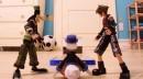Новый двухминутный стоп-моушен трейлер Kingdom Hearts 3