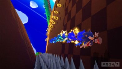 Wii U and Nintendo 3DS - Sonic Lost World Launch Trailer