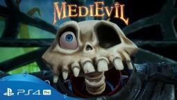 Официальный трейлер ремейка MediEvil