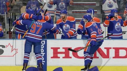 EA не исключает возвращение серии NHL на PC