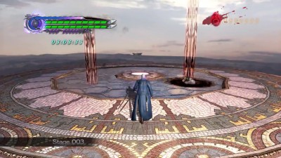 "Devil May Cry 4 Special Edition ""Демонстрация геймплея Vergil Bloody Palace"""