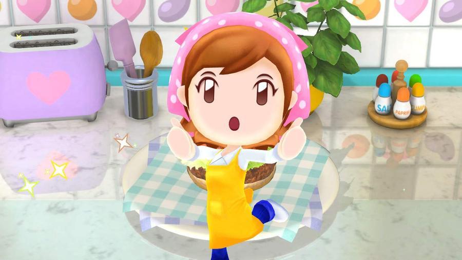 Дебютный трейлер Cooking Mama: CookStar утёк в Сеть