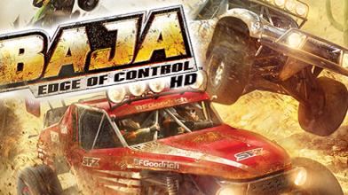 THQ Nordic поделилась датой релиза и новым трейлером Baja: Edge of Control HD