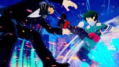 My Hero One's Justice западная версия игры будет на японском языке