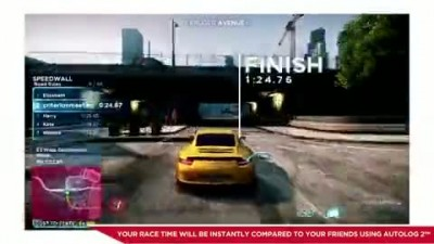 Need for Speed Most Wanted - Insider Gameplay Video Walkthrough
