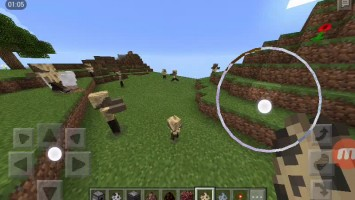 Minecraft: Pocket Edition Бета тест 0.15.8