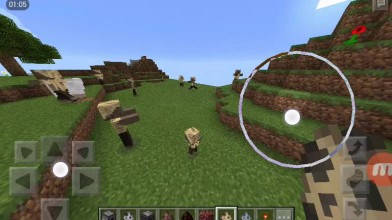 Minecraft: Pocket Edition Бета тест 0.15.8