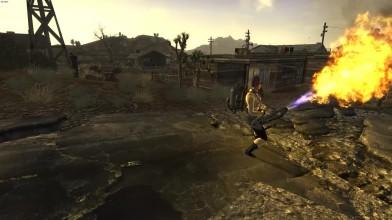 Моддеры воссоздали Fallout 76 в Fallout: New Vegas, добавив в игру орущих школьников