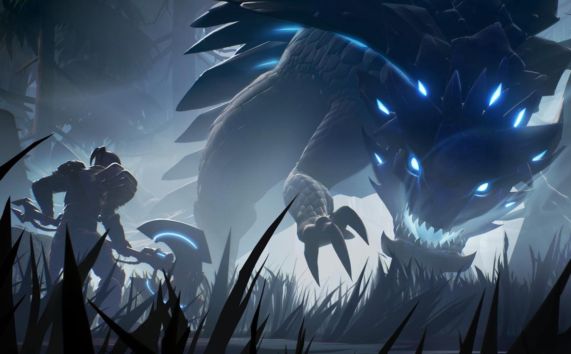 Кооперативный action/RPG Dauntless перенесен на лето