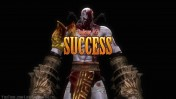 Mortal Kombat 9 - Kratos Fatalities-God of War Stage Fatalities on Shao Kahn