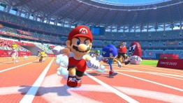 Анонсирована Mario и Sonic на Олимпийских играх в Токио 2020