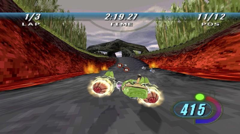 Star Wars Episode I: Racer прибудет на PS4 и Switch в мае