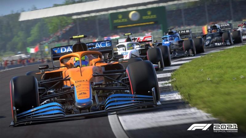 F1 2021 - Codemasters опубликовали первые скриншоты