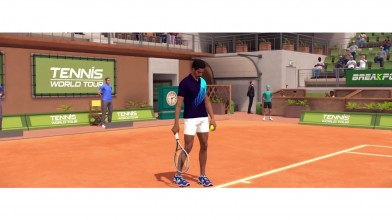 Tennis World Tour - Режим карьеры