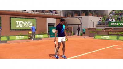 Tennis World Tour - Режим карьеры
