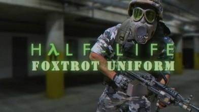 Фанатская короткометражка Half-Life: Foxtrot Uniform