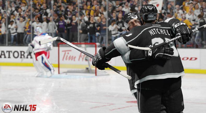 Игра NHL 15 теперь доступна в The Vault от EA Access