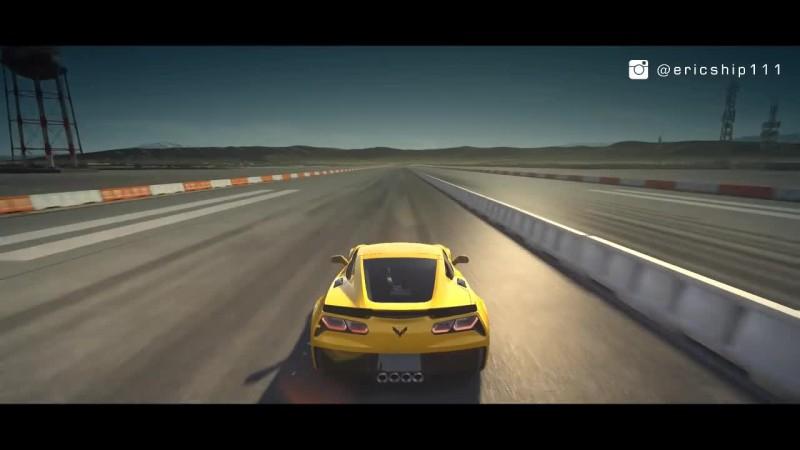SRT VIPER GTS vs Chevrolet CORVETTE Z06 Drag Race | Forza 6
