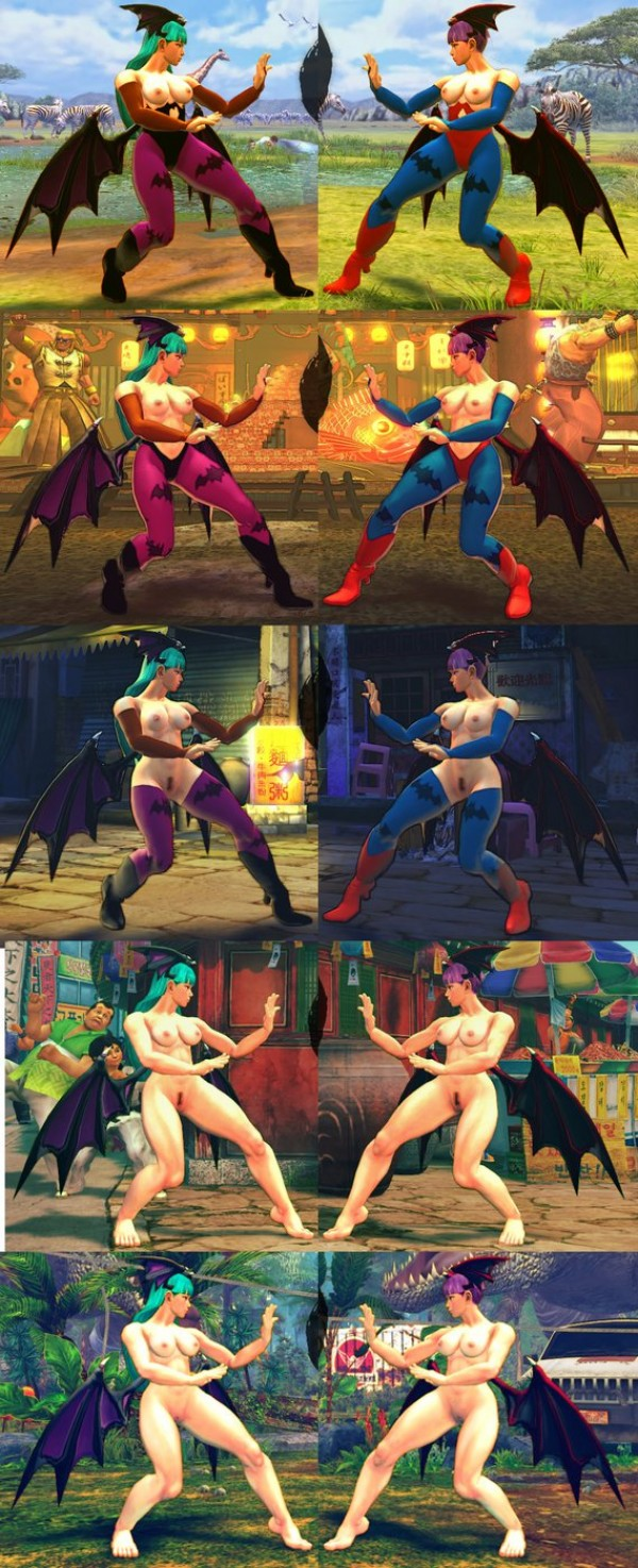 Street fighter 4 nude download sexy galleries