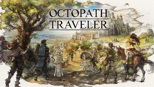 Официально: Octopath Traveler доберется до PC этим летом