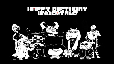 Underpants - INTRO (HAPPY BDAY UNDERTALE)