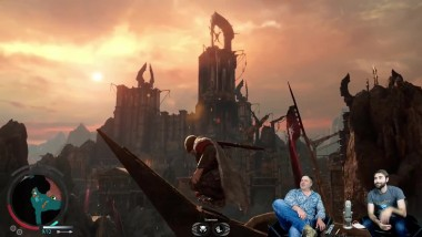 40 минут геймплея Middle-earth: Shadow of War на PC
