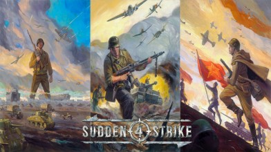 Вышло дополнение Sudden Strike 4: Road to Dunkirk