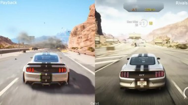 Need For Speed Payback vs Need For Speed Rivals