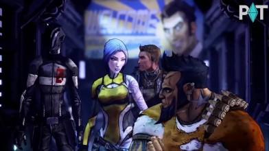 История серии игр Borderlands(2009-2014)