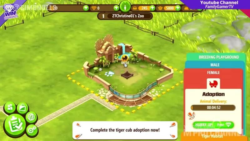 zoo tycoon 2001