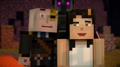 Трейлер Minecraft: Story Mode - Season 2 - третий эпизод