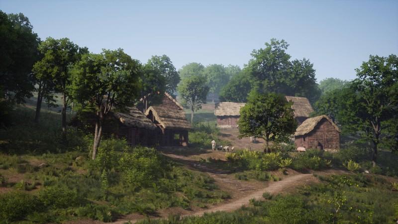 Новые скриншоты Medieval Dynasty