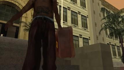 Grand Theft Auto - История серии [часть 0. GTA San Andreas]