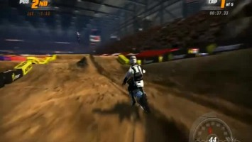 "MX vs ATX- Supercross ""Геймплей - E3 2014"""