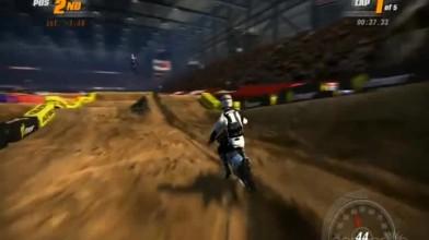 """MX vs ATX- Supercross """"Геймплей - E3 2014"""""""