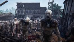 Тысячи зомби в геймплее The Black Masses