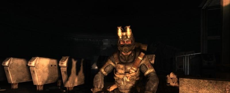 Скриншот из билда