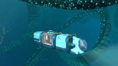 Первое крупное обновление Subnautica: Below Zero