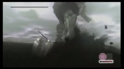 "Shadow of the Colossus HD ""direct feed - The 3rd Colossus"""