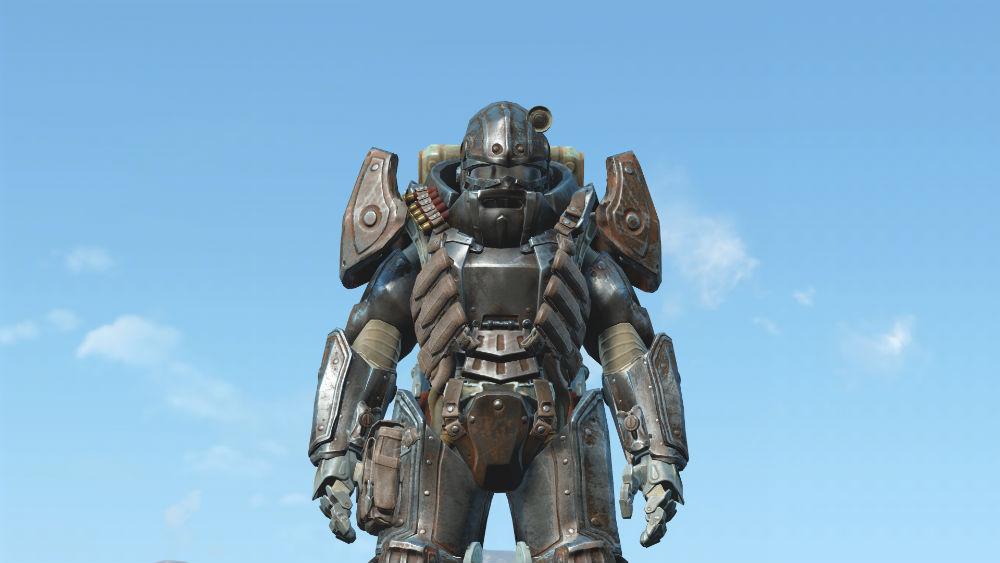 Коды Силовая Броня Fallout 4