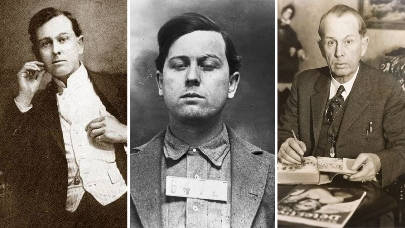 Три жизни Эммета Далтона: бандит, заключённый, писатель