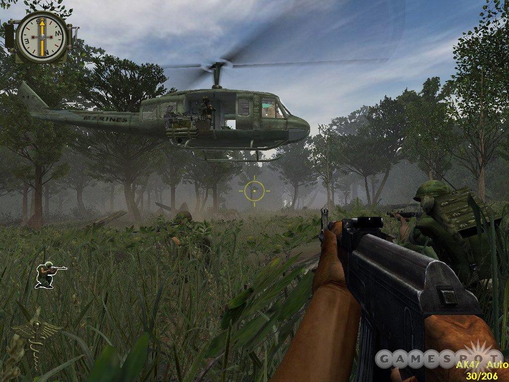 Стрелялки про вьетнам 3 фотография