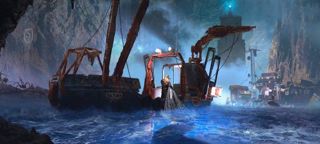 Дополнение Expeditions для RPG Underrail выйдет 22 июля