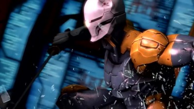 Gray Fox - Test Subject Awakens