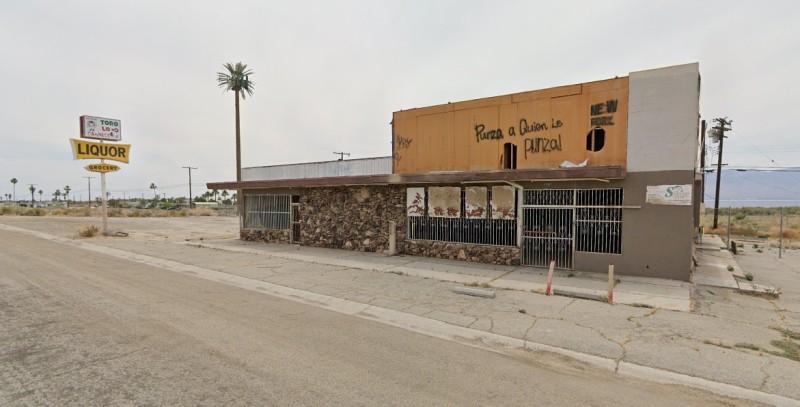 В пустыне Колорадо нашли лабораторию Тревора из GTA V