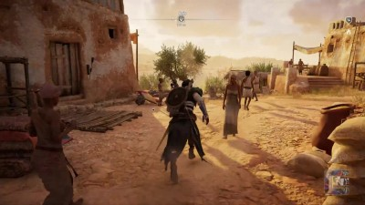 B Assassin's Creed: Origins будут лyтбокcы