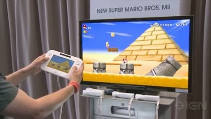 "New Super Mario Bros. Mii ""Hands On Demo"""